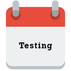 Calendar-Testing