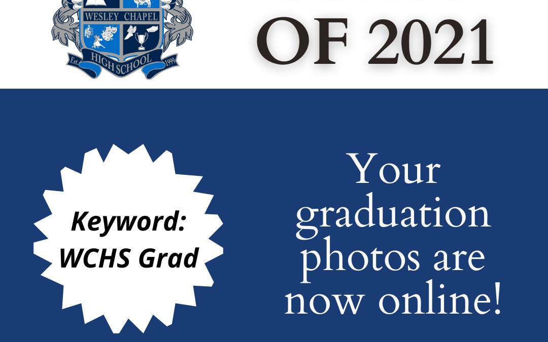 Class of 2021 Graduation Ceremony Photos